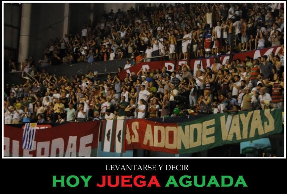 la hinchada mas grande uruguay