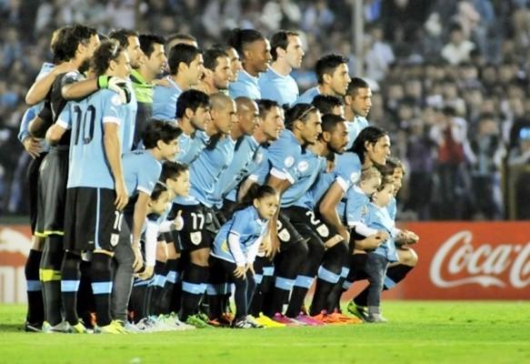 Plantel-Uruguay-Selección-brasil-2014