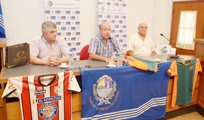 Acta fundacional de la Liga Salteña en 100 años de Fútbol
