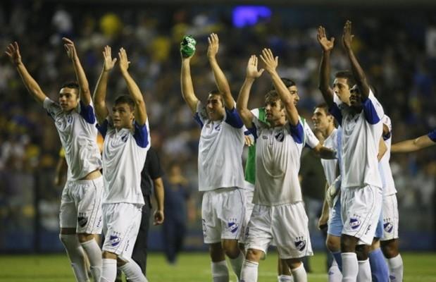 Nacional y su historia en Copas Libertadores de América