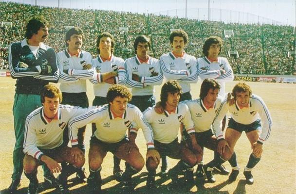 A 24 años de la Copa Intercontinental ganada por Nacional