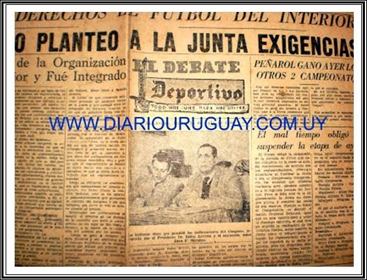 El gran golpe de estado interno del fútbol de Uruguay