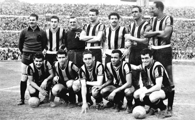 1960. Peñarol primer campeón de la Libertadores