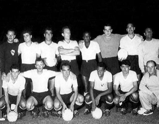 A 59 años de la conquista de Uruguay de la Copa América 1956