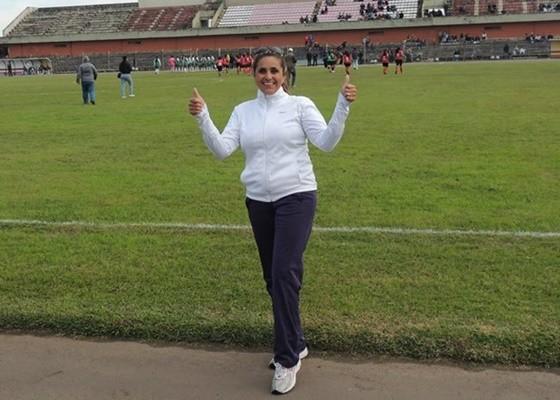 No se terminó la rabia en el fútbol de Rivera. Despedida sin aviso de la exitosa presidenta del fútbol femenino