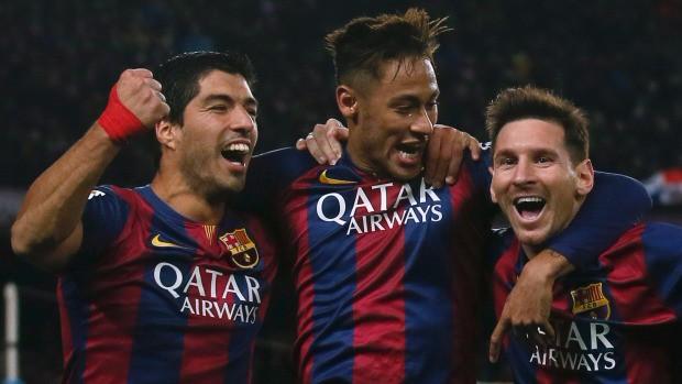 """""""Cuando llegué era tímido con Messi y Neymar"""""""