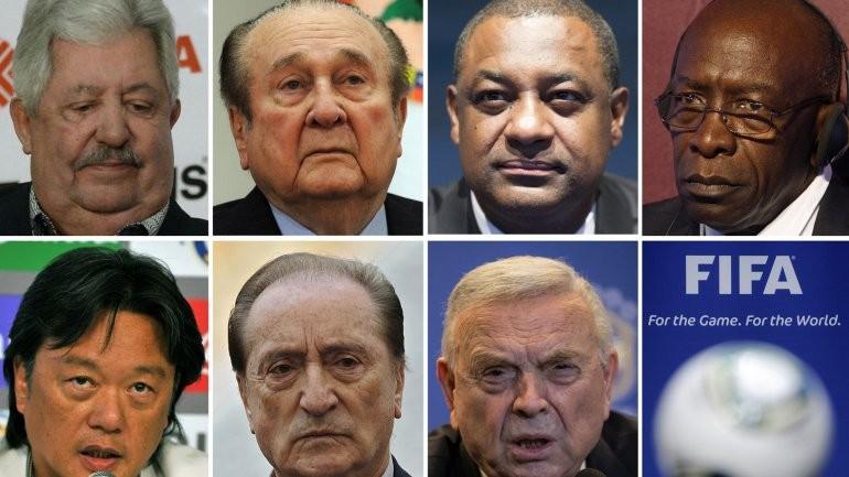 Eugenio Figueredo, es uno los siete arrestados por corrupción en FIFA