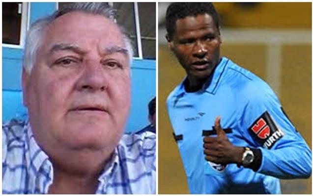(AUDIO) El árbitro venezolano Jorge Argote, en la mira analítica de Héctor Bonora