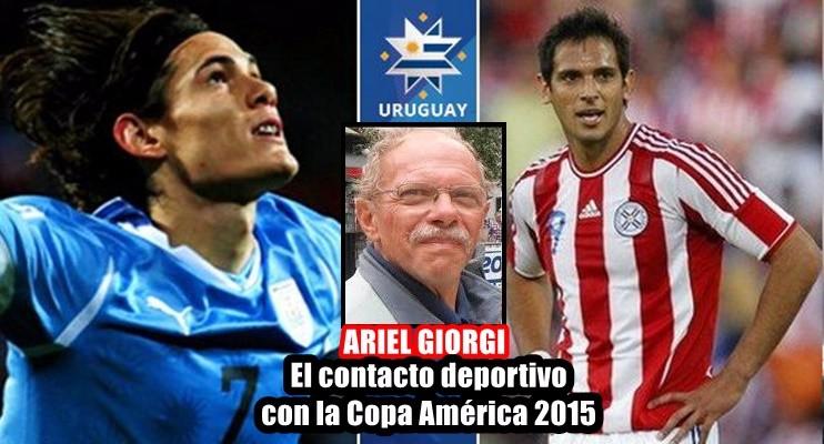 """Opina Ariel Giorgi:""""Uruguay y nosotros seremos Suárez dependientes"""""""