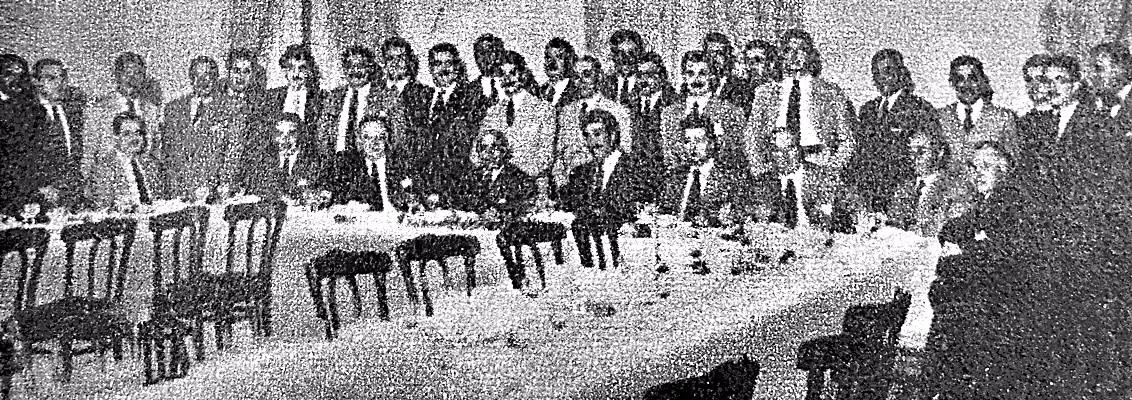 Primeras largadas del automovilismo uruguayo y de la AUVO