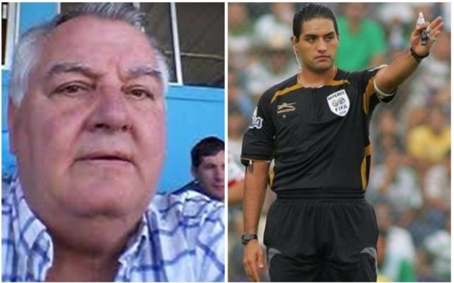 (AUDIO) El arbitraje del mexicano Roberto García en la parrilla de Héctor Bonora