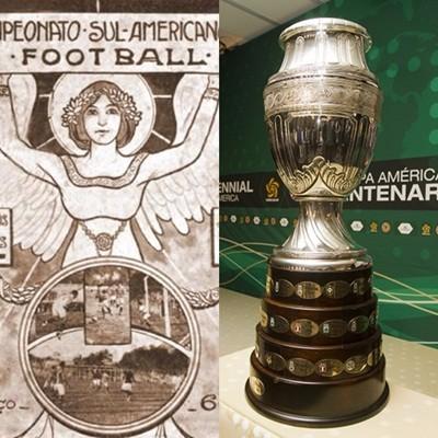 Historia de la Copa América, año por año