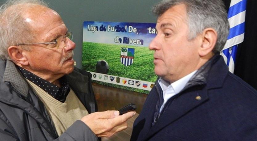 """(AUDIO) Ariel Giorgi:""""Todo es para Montevideo. Y esto lo tiene que ver el político"""""""