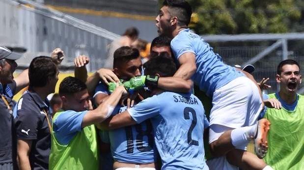 Uruguay, alzado en oro en Toronto!