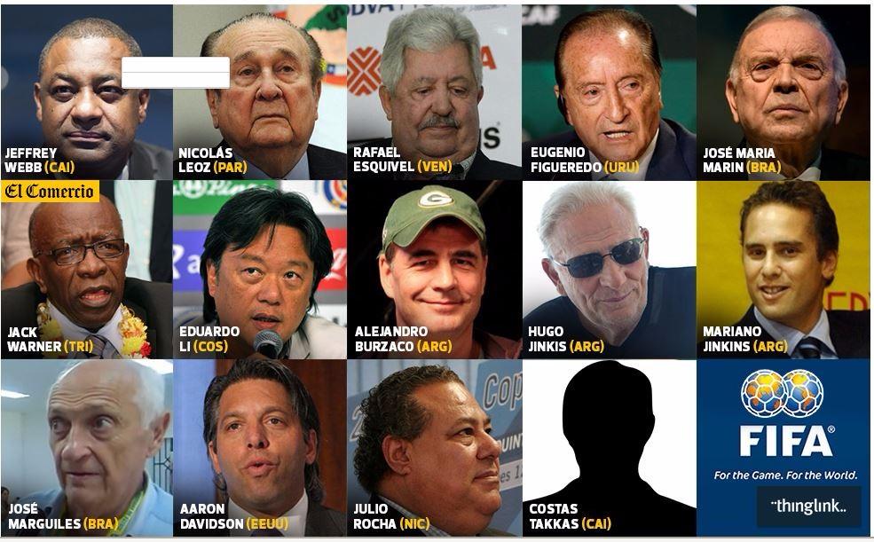 Confirmado: el presidente de FIFA, Joseph Blatter, también es un objetivo de la investigación FIFAGATE