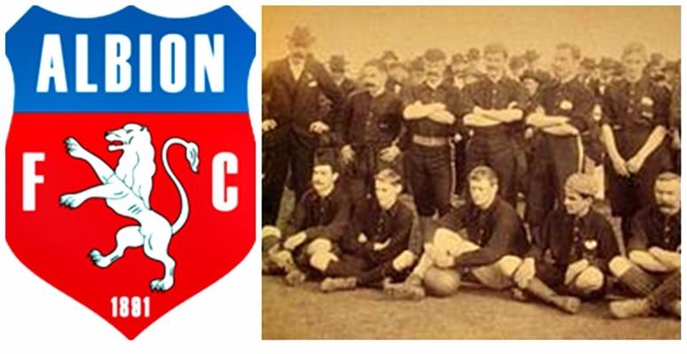 Albion, es el club de fútbol más antiguo del Uruguay