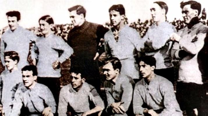 Estamos a 98 años de ganar la Copa América 1917