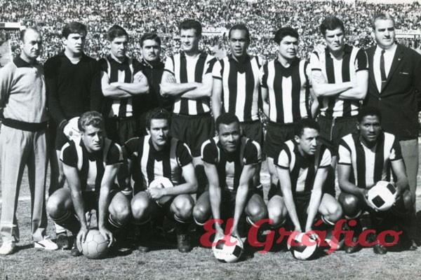 A 49 años de la doble conquista aurinegra de la Copa Intercontinental