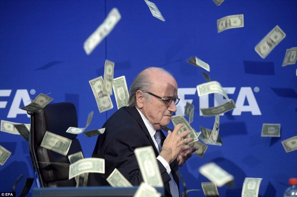 26 de febrero, por una FIFA menos corrupta