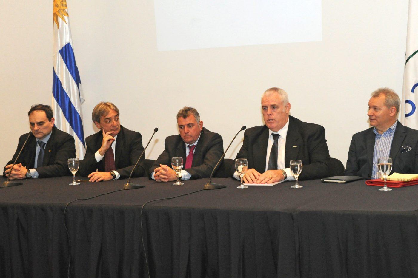 Se dictó Conferencia de prensa sobre seguridad en el deporte