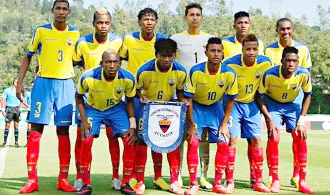 AUF reclamará la denuncia de falsificación de documentos de los jugadores de Ecuador