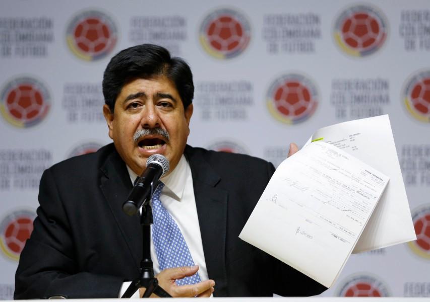 Estremecedora carta sobre FIFA GATE