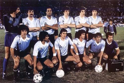 A 32 años de la ganada Copa América, por la celeste de Borrás