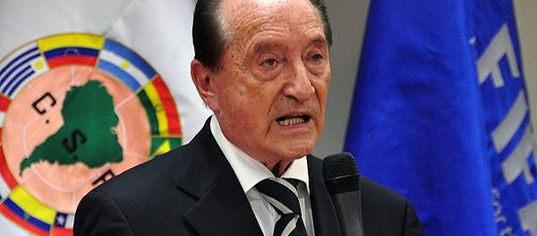 Dirigentes de la Conmebol, casi todos detenidos