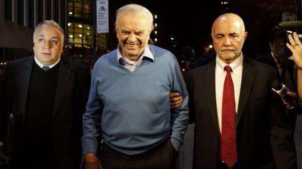 Ex presidente de la CBF pagó US$1 millón por prisión de lujo en EEUU