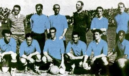 A 89 años de la victoria celeste en la Copa América disputada en Chile