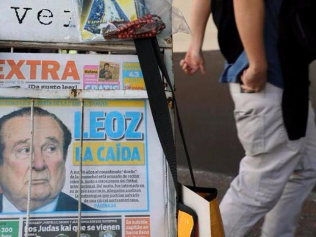 Vea la cadena gigantesca de sobornos desde adentro de la Conmebol