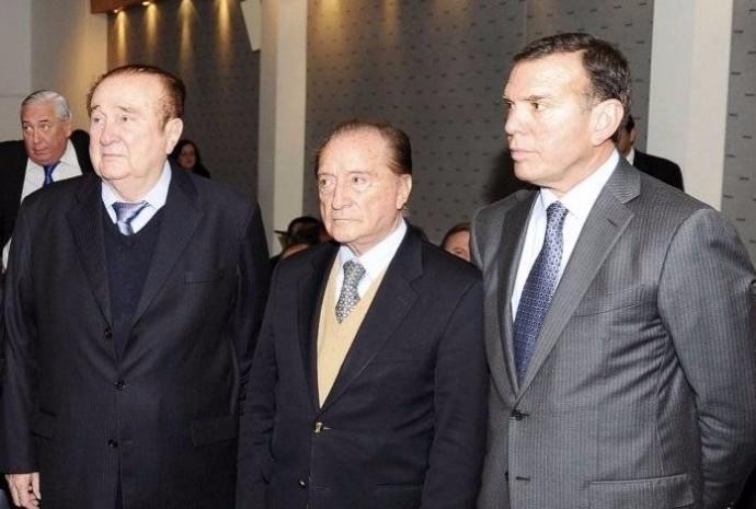 Juan Ángel Napout, está arrestado al igual que su coterráneo Nicolás Leoz y el uruguayo Eugenio Figueredo.
