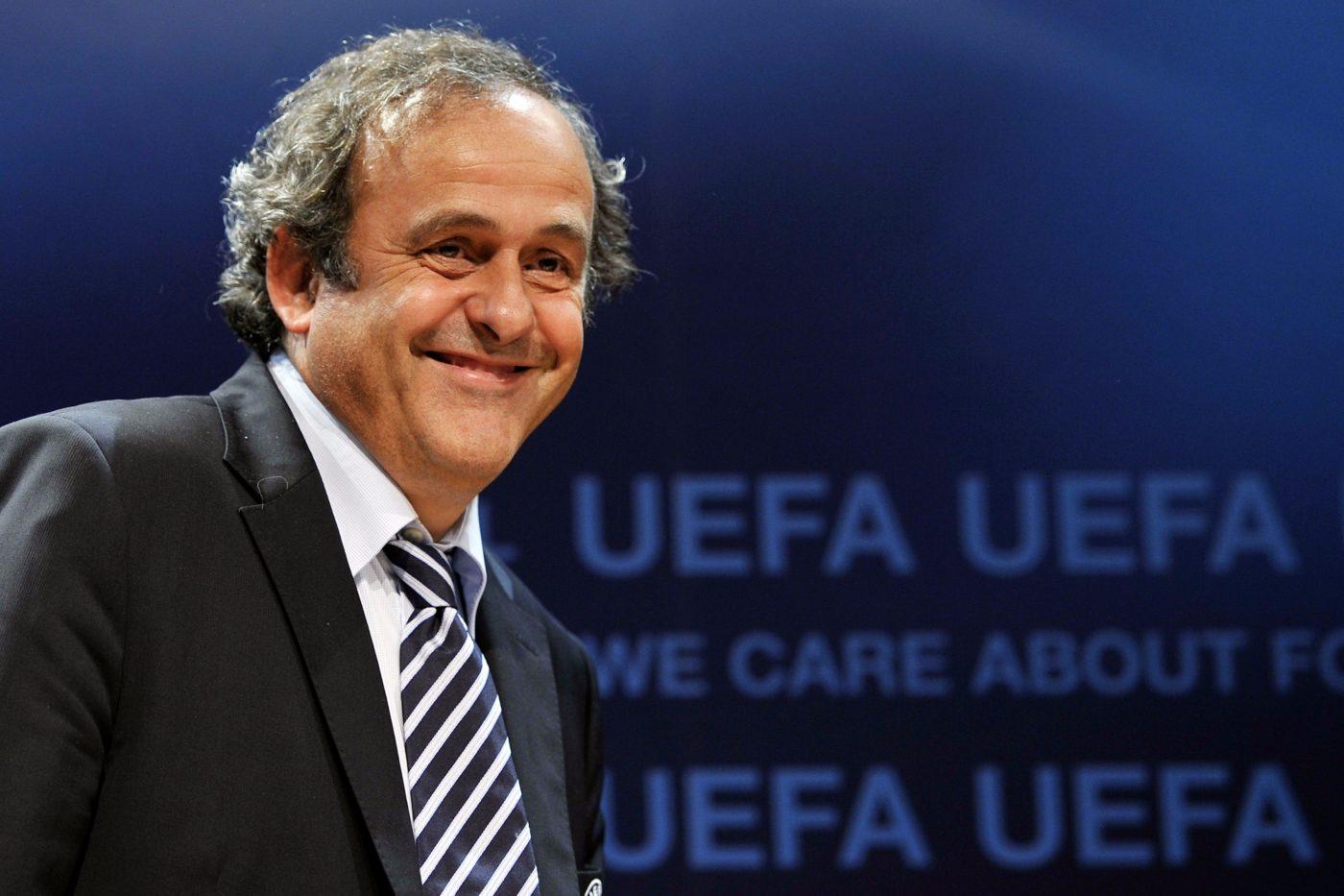 Platini es platudo desde 1998, y la UEFA lo sabía