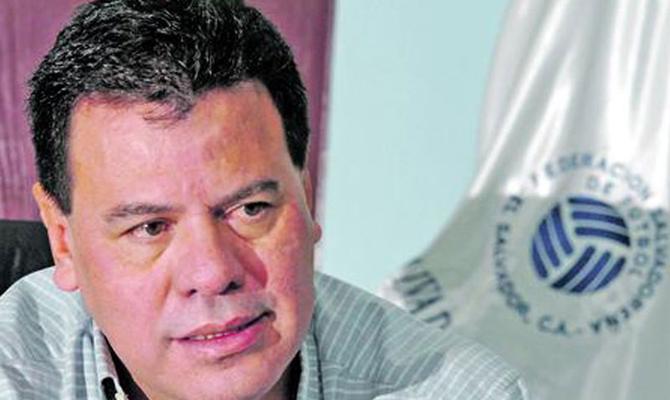 Ni El Salvador se salva del FIFA GATE
