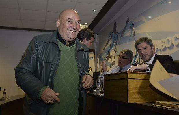Según la Mutual, los futbolistas profesionales de Uruguay reclaman casi 900 mil dólares