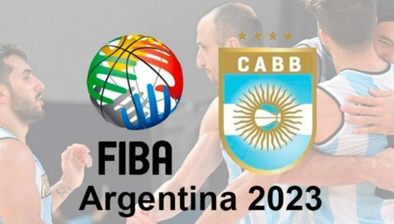 Mundial de Básquetbol 2023. Argentina y Uruguay han pasado el primer filtro de la Federación Internacional de Baloncesto (FIBA)