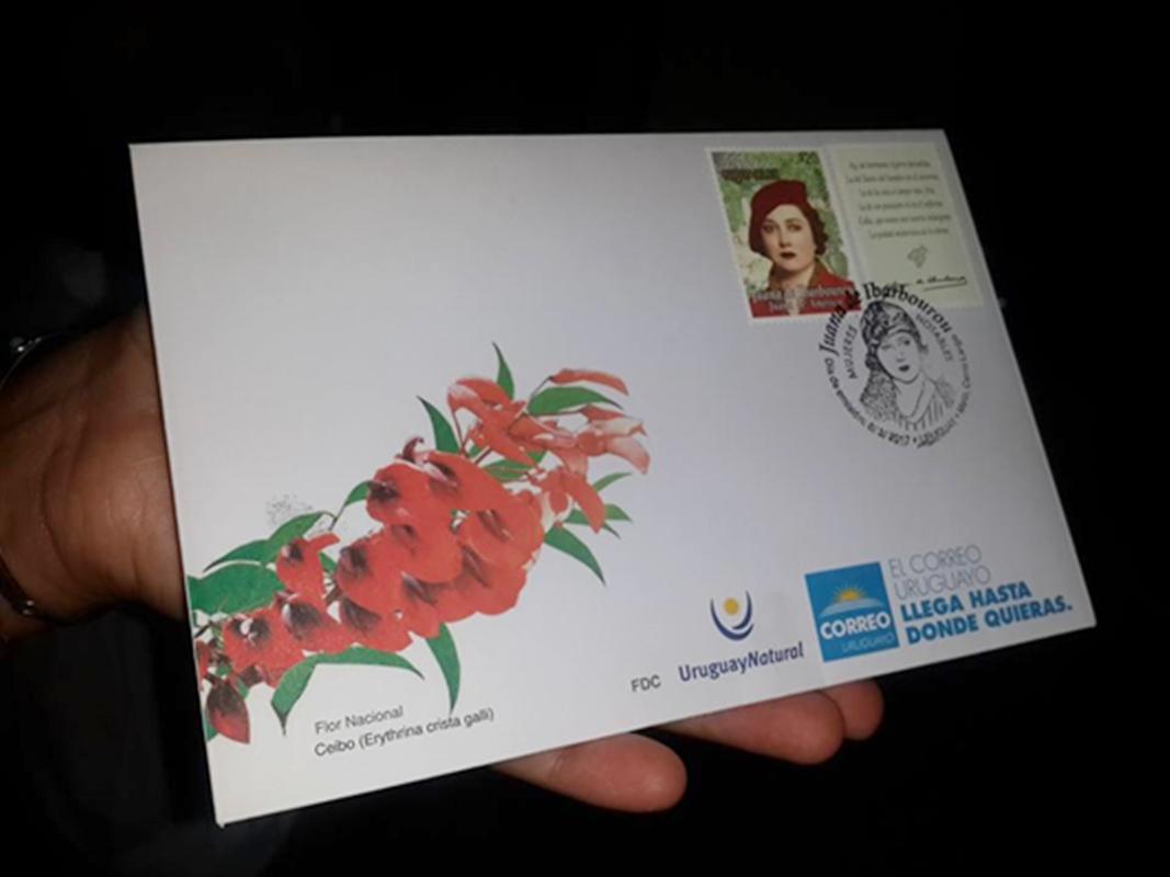 Cerro Largo recordó el 125 aniversario del nacimiento de su poetisa Juana de América