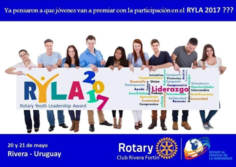En 2017, se celebra el centenario de la fundación rotaria