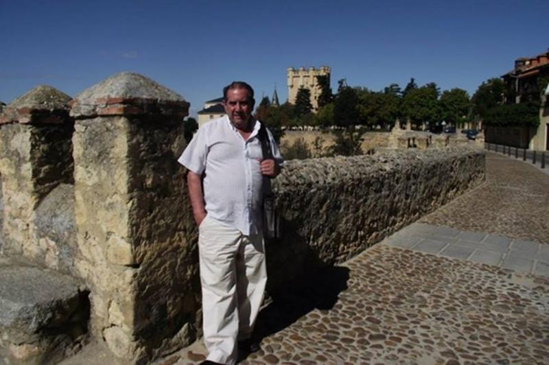 Antonio Higueras, el fontanero culto
