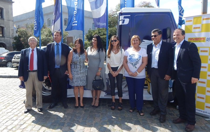 Gran Premio Fórmula Truck en Rivera, el Ministerio de Turismo dio el si