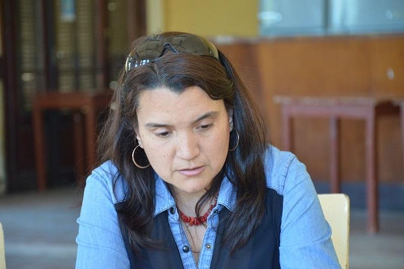 Presidenta de APU,  y la autocensura, las amenazas a periodistas y al libre ejercicio de la profesión en Uruguay