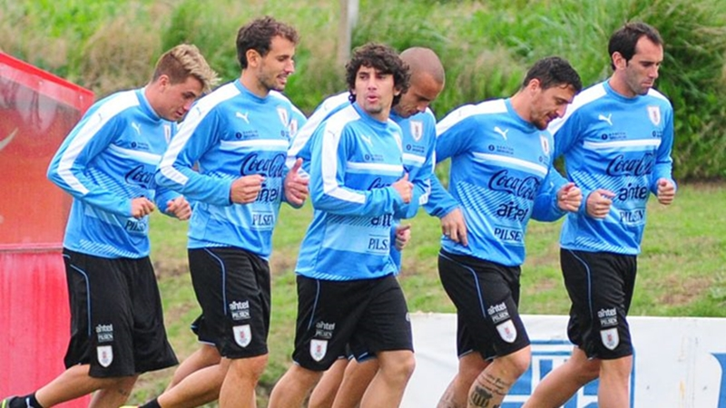 Comunicado: Ni una palabra más de los jugadores de la selección uruguaya para los periodistas de la empresa Tenfield