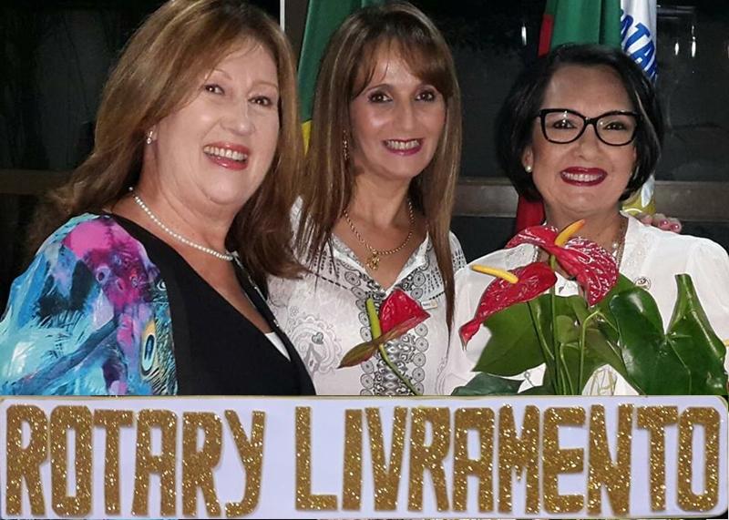 Celebración de los 78 años del Rotary Club Livramento hermanado con el Rotary Club Rivera Fortín