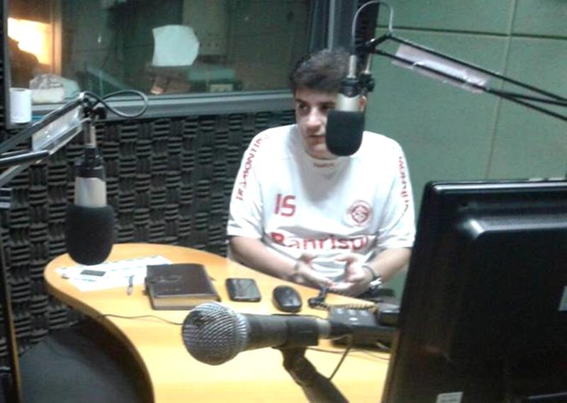 (Audio) Con la soga al «Cuello», el fútbol y el periodismo de Rivera