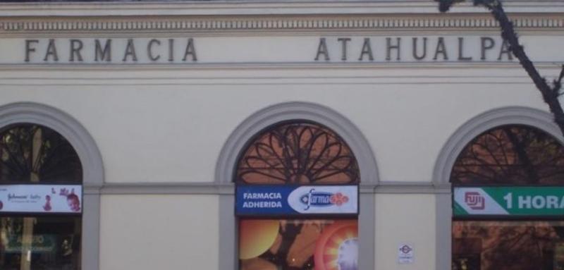 Los días de la Farmacia Atahualpa de Montevideo