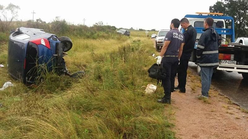 La delincuencia extranjera se instaló en las rutas nacionales de Uruguay