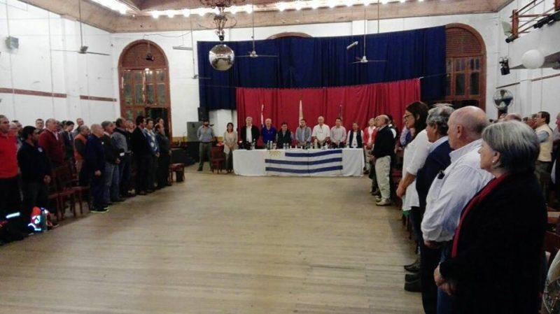 La declaración del Cabildo Abierto de Cerro Largo