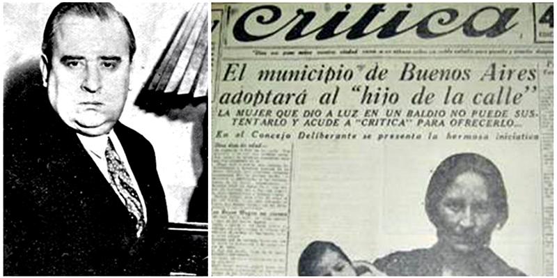 Natalio Félix Botana Espárrago, el duraznense que revolucionó el periodismo argentino y presidió la AFA
