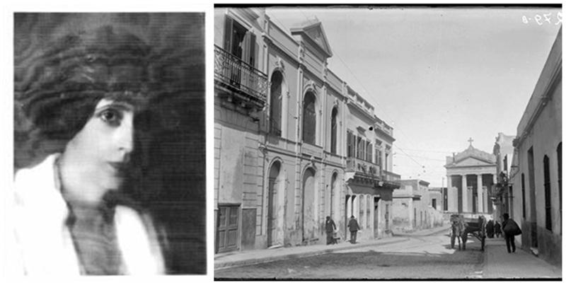 El novecientos de Josefina Lerena Acevedo de Blixen