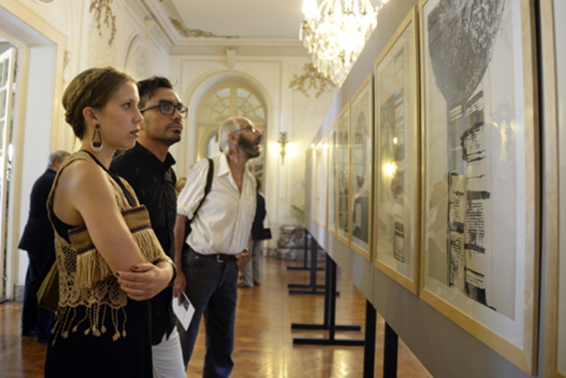 """""""Desnudos e Hipótesis"""" de la artista uruguaya Amalia Polleri en el Museo de Artes Decorativas"""